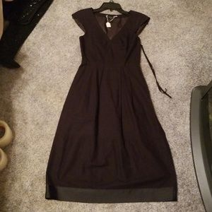 Marc Jacobs fit n flare dress